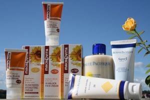 50% rabat på solcreme