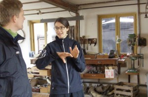 Sara Bruun Buch - designer og hornmager