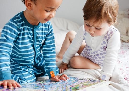Vidunderlig økologisk babytøj fra Living Crafts