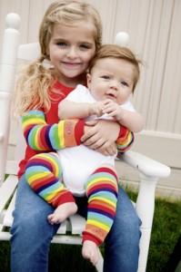 Babylegs benvarmere- og armvarmere til de lidt større :)